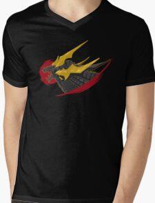 Prime Cut Mens V-Neck T-Shirt