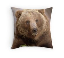A Little Snack Throw Pillow