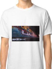 Graffiti, Electric Street Art Classic T-Shirt