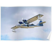Consolidated PBY  Catalina Flying Boat Poster