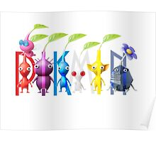 pikmin Poster