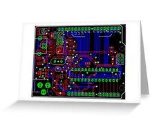 Arduino PCB  Greeting Card