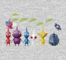 pikmin plain by gibbiceps