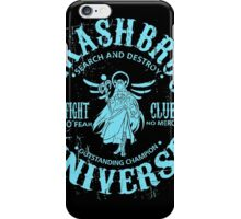 Reset Bomb Forest Champion 3 iPhone Case/Skin