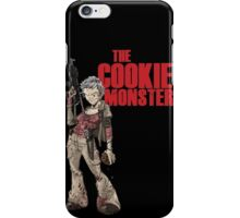 The Cookie Monster iPhone Case/Skin