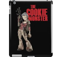 The Cookie Monster iPad Case/Skin