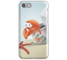 Canned Crab iPhone Case/Skin
