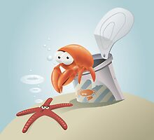 Canned Crab by TMP Design