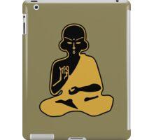 buddah yoga tao spirit design  iPad Case/Skin