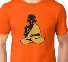 buddah yoga tao spirit design  Unisex T-Shirt