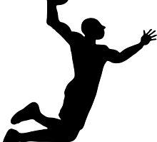 basket basketball dunk by huggymauve