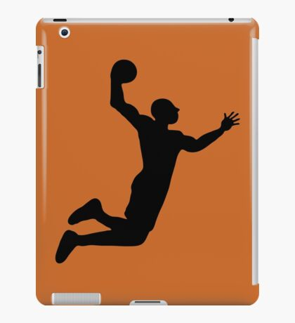 basket basketball dunk iPad Case/Skin