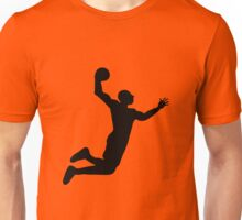 basket basketball dunk Unisex T-Shirt
