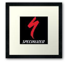 specialized Framed Print