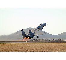 McDonnell Douglas  F-15  EAGLE  Photographic Print