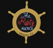 The Rusty Anchor by MsCristaMarie