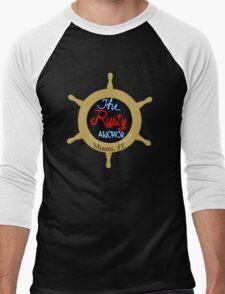 The Rusty Anchor Men's Baseball ¾ T-Shirt
