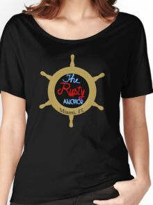 The Rusty Anchor Women's Relaxed Fit T-Shirt