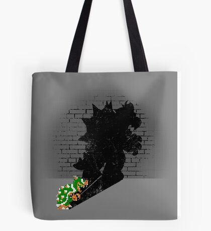Becoming a Legend - Bowser Tote Bag