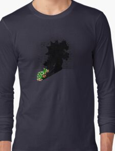 Becoming a Legend - Bowser Long Sleeve T-Shirt