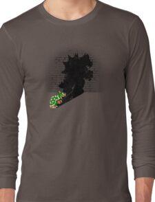 Becoming a Legend - Bowser Long Sleeve T-Shirt
