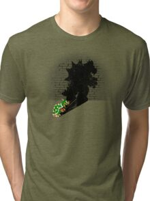 Becoming a Legend - Bowser Tri-blend T-Shirt