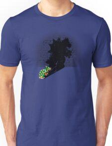 Becoming a Legend - Bowser Unisex T-Shirt