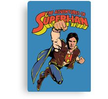 SuperHan  Canvas Print
