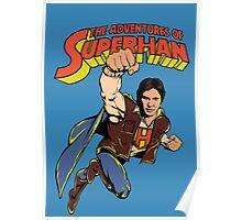 SuperHan  Poster