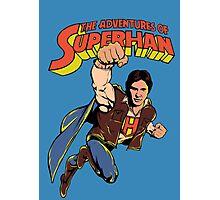 SuperHan  Photographic Print