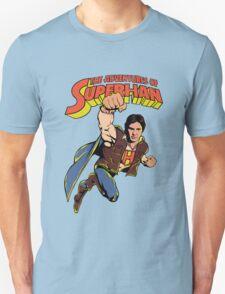 SuperHan  Unisex T-Shirt