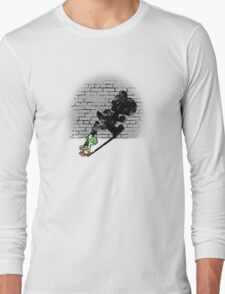 Becoming a Legend - Yoshi Long Sleeve T-Shirt