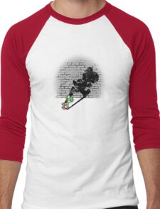 Becoming a Legend - Yoshi Men's Baseball ¾ T-Shirt