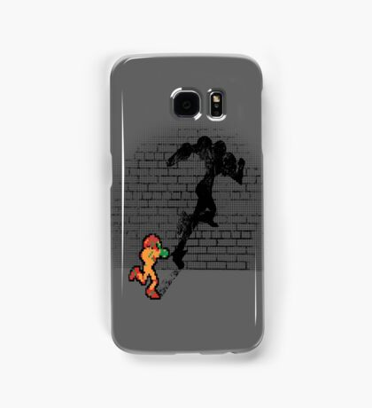 Becoming a Legend- Samus Aran Samsung Galaxy Case/Skin