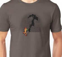 Becoming a Legend- Samus Aran Unisex T-Shirt