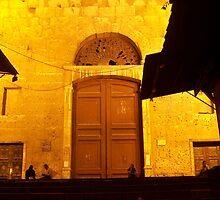 A gate to heaven by Nour Kasem