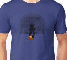 Becoming a Legend- Mario Unisex T-Shirt