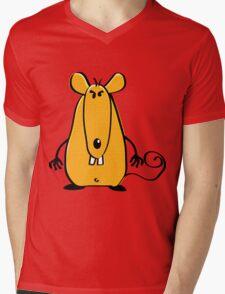 Mice Mens V-Neck T-Shirt