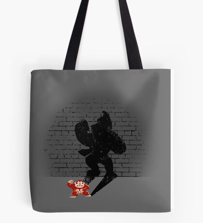 Becoming a Legend- Donkey Kong Tote Bag