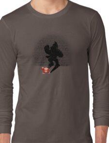Becoming a Legend- Donkey Kong Long Sleeve T-Shirt