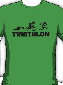 Triathlon sport T-Shirt