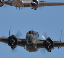 Lockheed Twins, Avalon Airshow, Australia 2013 Sticker
