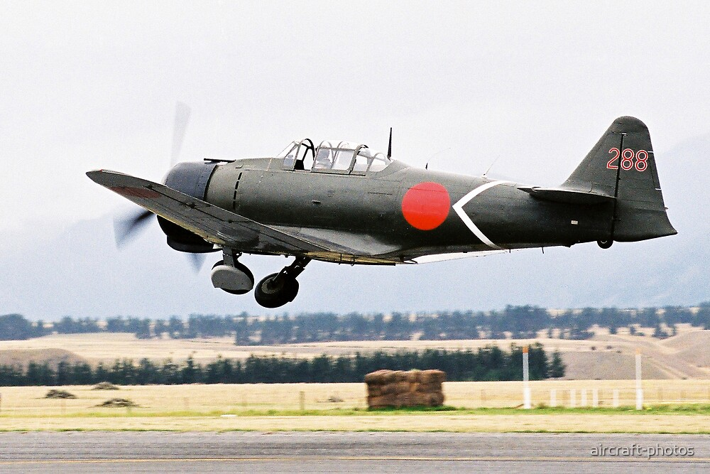 Mitsubishi  A6M  ZERO by aircraft-photos