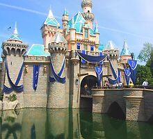 Disneyland's Sleeping Beauty Castle #7 by disneylandaily