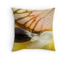 Cling to Spring Throw Pillow