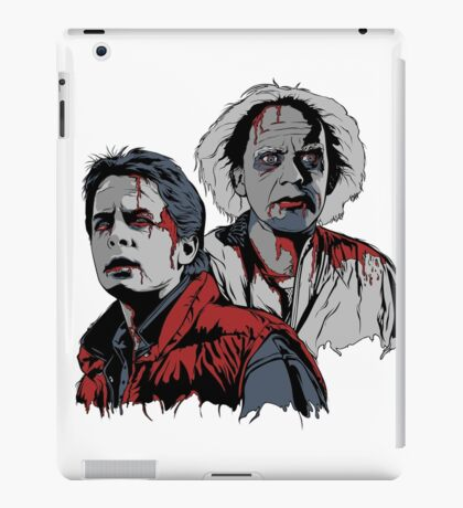 Back to the Dead iPad Case/Skin
