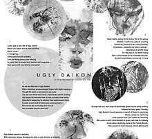 Ugly Daikon by escape from a dreaming planet