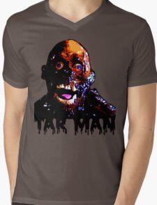 Tar Man Mens V-Neck T-Shirt