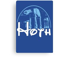 Hoth  Canvas Print