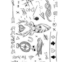 Louis Tomlinson Tattoos by Tiffany Larson